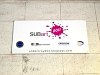 SUBart MURAL - COMPLETED - HIGH CONTRAST SELECTION